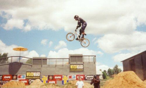 mirra on dirt?